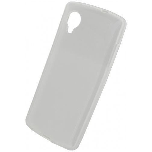 Productafbeelding van de Mobilize Gelly Case Milky White LG Nexus 5