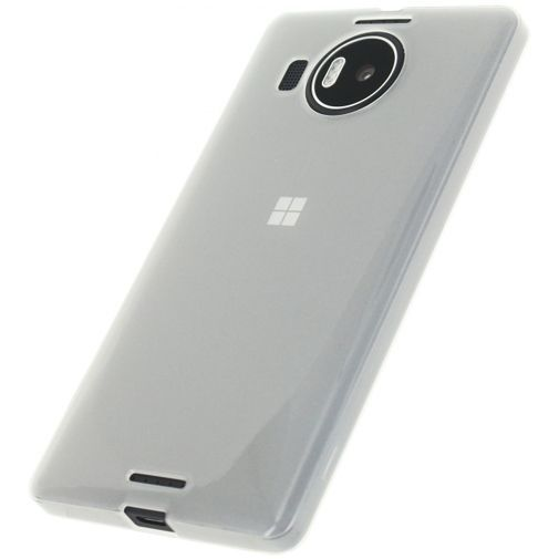 Productafbeelding van de Mobilize Gelly Case Milky White Microsoft Lumia 950 XL