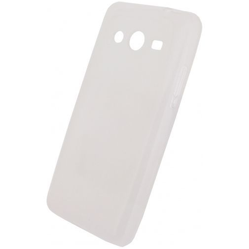Productafbeelding van de Mobilize Gelly Case Milky White Samsung Galaxy Core 2
