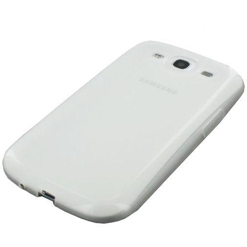 Productafbeelding van de Mobilize Gelly Case Milky White Samsung Galaxy S3 (Neo)