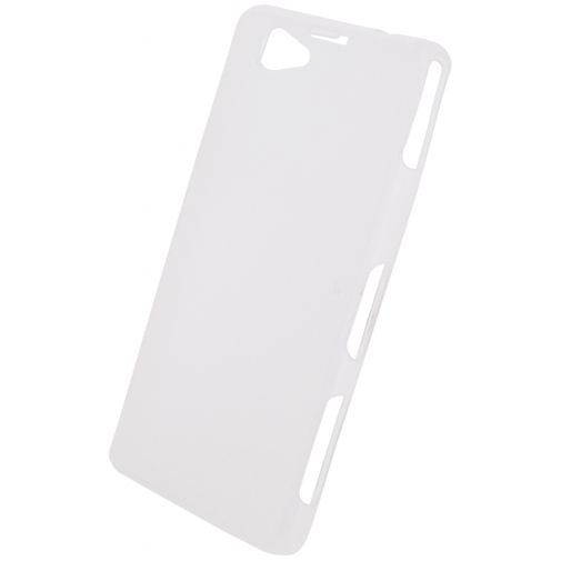 Productafbeelding van de Mobilize Gelly Case Milky White Sony Xperia Z1 Compact
