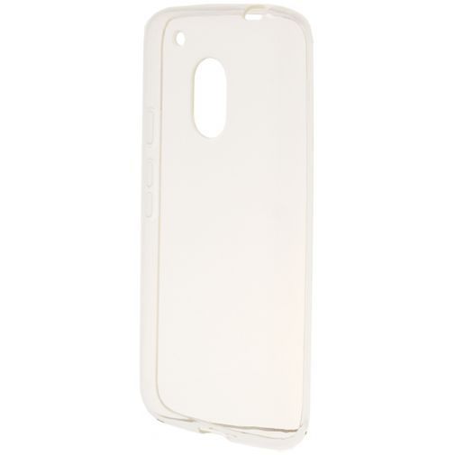 Productafbeelding van de Mobilize Gelly Case Motorola Moto G4 Play Clear