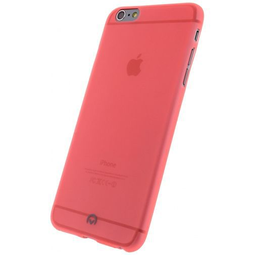Productafbeelding van de Mobilize Gelly Case Orange Apple iPhone 6 Plus/6S Plus