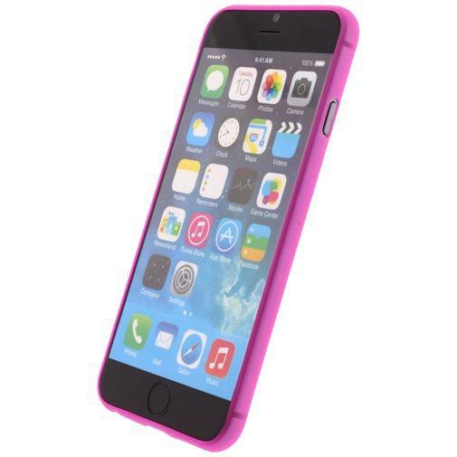 Productafbeelding van de Mobilize Gelly Case Pink Apple iPhone 6/6S