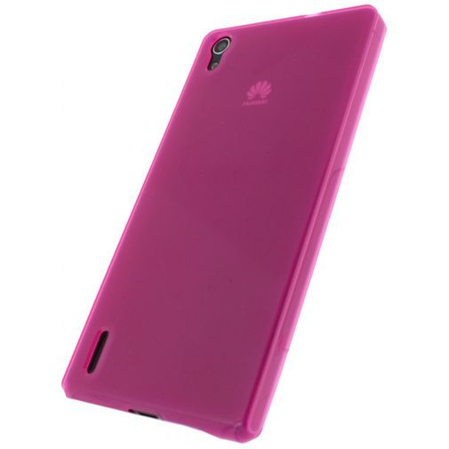Productafbeelding van de Mobilize Gelly Case Pink Huawei Ascend P7