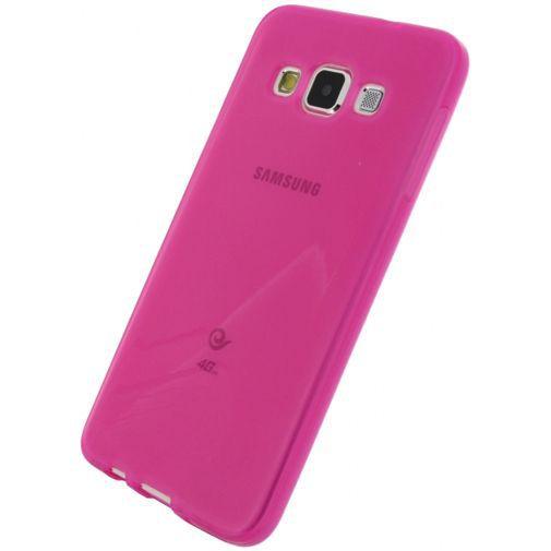 Productafbeelding van de Mobilize Gelly Case Pink Samsung Galaxy A3