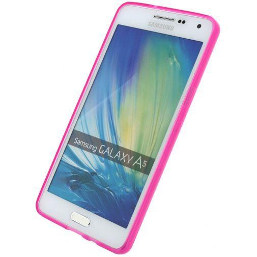 Productafbeelding van de Mobilize Gelly Case Pink Samsung Galaxy A5