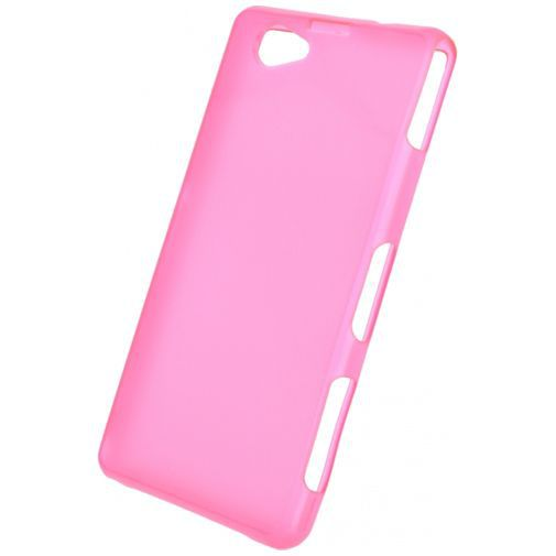 Productafbeelding van de Mobilize Gelly Case Pink Sony Xperia Z1 Compact