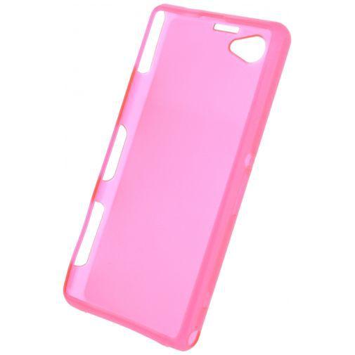 Productafbeelding van de Mobilize Gelly Case Pink Sony Xperia Z1 Compact