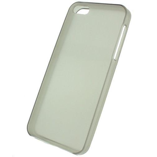Productafbeelding van de Mobilize Gelly Case Smokey Grey Apple iPhone 5/5S/SE