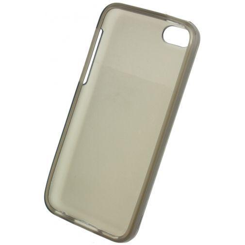 Productafbeelding van de Mobilize Gelly Case Smokey Grey Apple iPhone 5C