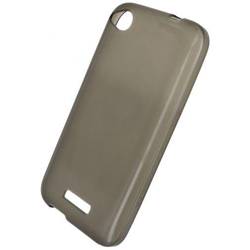 Productafbeelding van de Mobilize Gelly Case Smokey Grey HTC Desire 320