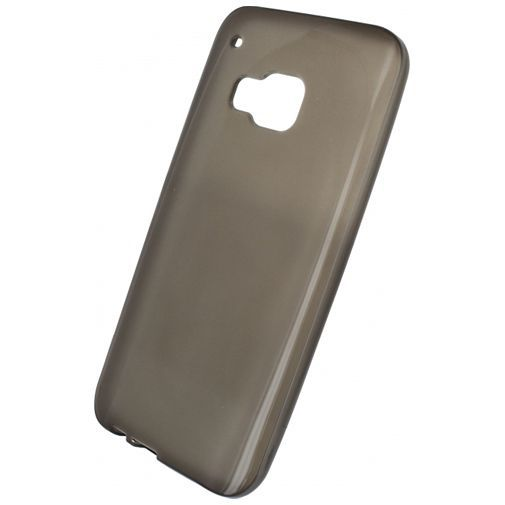 Productafbeelding van de Mobilize Gelly Case Smokey Grey HTC One M9 (Prime Camera Edition)