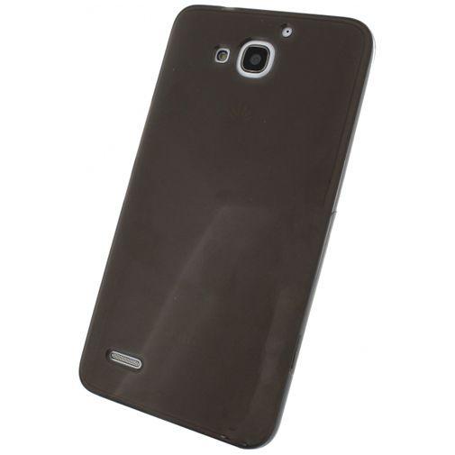 Productafbeelding van de Mobilize Gelly Case Smokey Grey Huawei Ascend G750