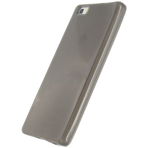 Productafbeelding van de Mobilize Gelly Case Smokey Grey Huawei P8 Lite