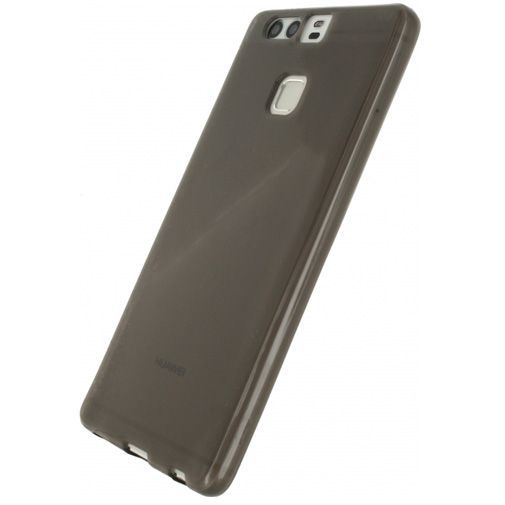 Productafbeelding van de Mobilize Gelly Case Smokey Grey Huawei P9