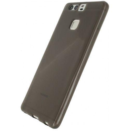 Productafbeelding van de Mobilize Gelly Case Smokey Grey Huawei P9