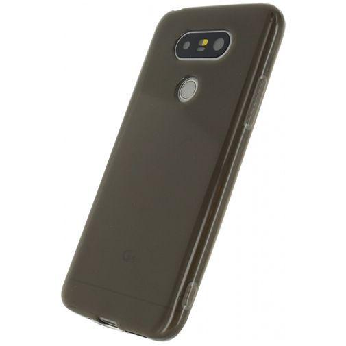 Productafbeelding van de Mobilize Gelly Case Smokey Grey LG G5 (SE)