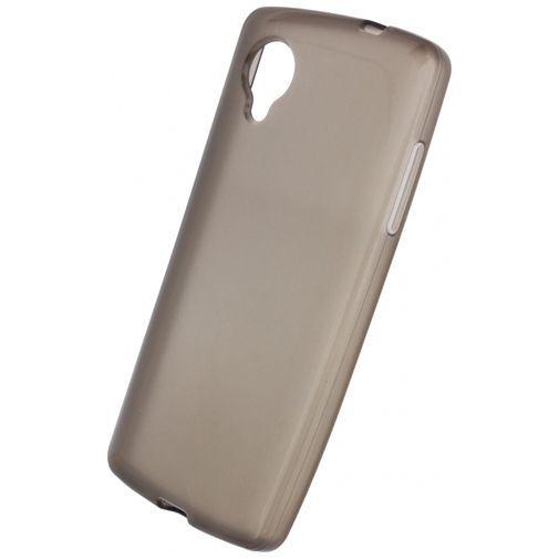 Productafbeelding van de Mobilize Gelly Case Smokey Grey LG Nexus 5