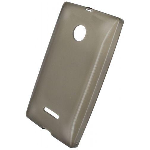 Productafbeelding van de Mobilize Gelly Case Smokey Grey Microsoft Lumia 532