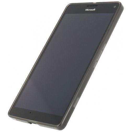 Productafbeelding van de Mobilize Gelly Case Smokey Grey Microsoft Lumia 950 XL