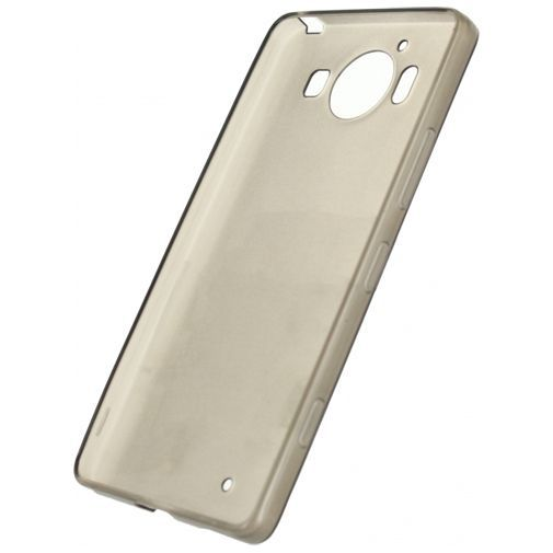 Productafbeelding van de Mobilize Gelly Case Smokey Grey Microsoft Lumia 950