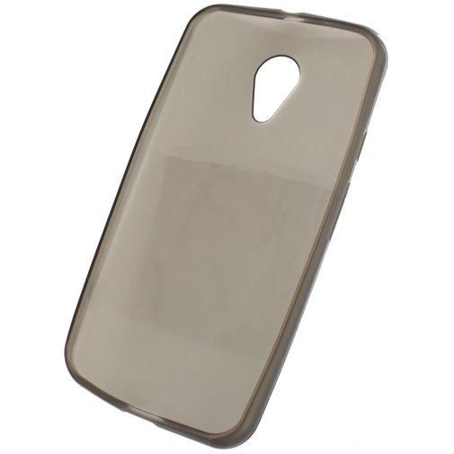 Productafbeelding van de Mobilize Gelly Case Smokey Grey Motorola New Moto G