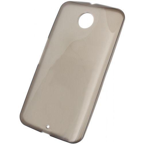 Productafbeelding van de Mobilize Gelly Case Smokey Grey Motorola Nexus 6
