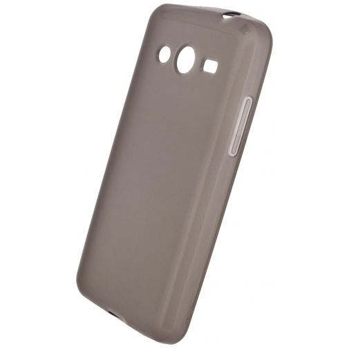 Productafbeelding van de Mobilize Gelly Case Smokey Grey Samsung Galaxy Core 2