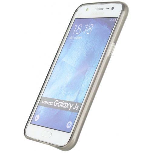 Productafbeelding van de Mobilize Gelly Case Smokey Grey Samsung Galaxy J5