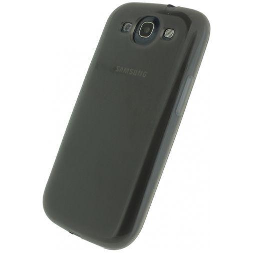 Productafbeelding van de Mobilize Gelly Case Smokey Grey Samsung Galaxy S3 (Neo)