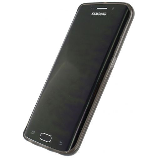 Productafbeelding van de Mobilize Gelly Case Smokey Grey Samsung Galaxy S6 Edge
