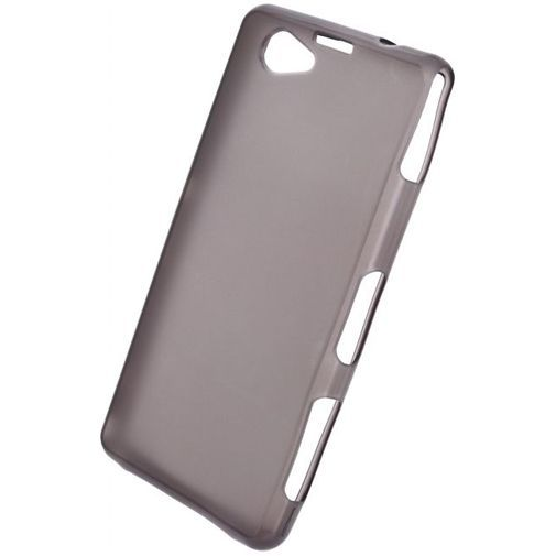 Productafbeelding van de Mobilize Gelly Case Smokey Grey Sony Xperia Z1 Compact