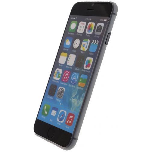 Productafbeelding van de Mobilize Gelly Case White Apple iPhone 6/6S