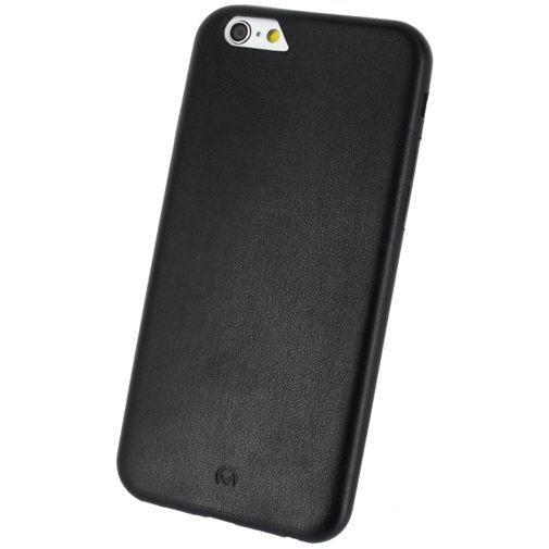 Mobilize Leather Case Black Apple iPhone 6/6S