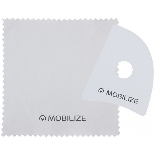 Productafbeelding van de Mobilize Matt Screenprotector Samsung Galaxy S5/S5 Plus/S5 Neo 2-Pack