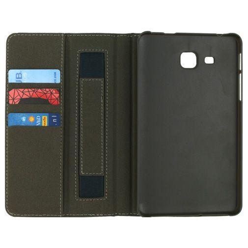 Produktimage des Mobilize Premium Folio Case Schwarz Samsung Galaxy Tab A 7.0