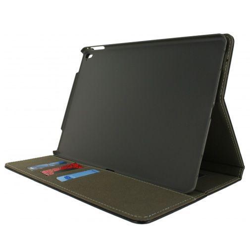 Productafbeelding van de Mobilize Premium Folio Case Black iPad Pro 9.7