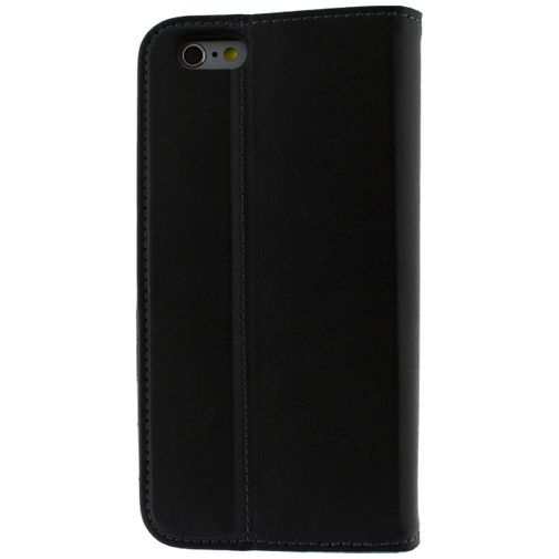 Productafbeelding van de Mobilize Premium Magnet Book Case Black Apple iPhone 6/6S