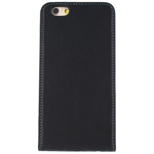 Productafbeelding van de Mobilize Premium Magnet Flip Case Black Apple iPhone 6/6S