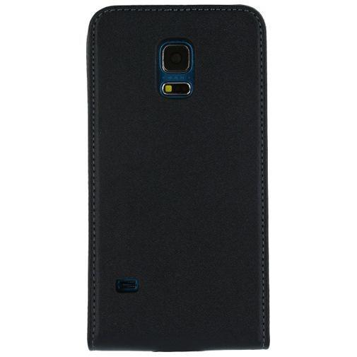 Productafbeelding van de Mobilize Premium Magnet Flip Case Black Samsung Galaxy S5 Mini