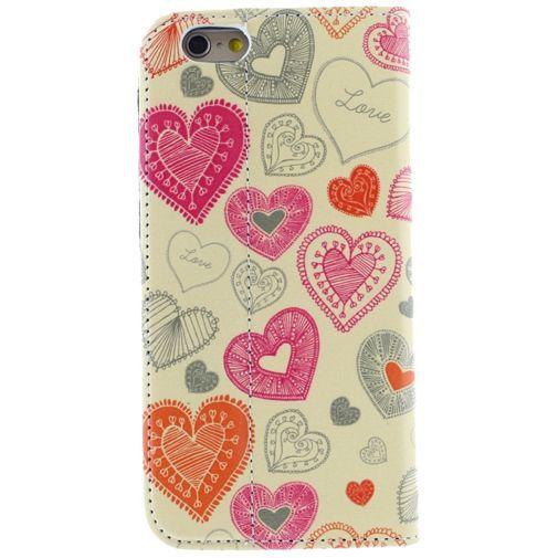 Productafbeelding van de Mobilize Premium Magnet Stand Wallet Book Case Cupid Apple iPhone 6/6S