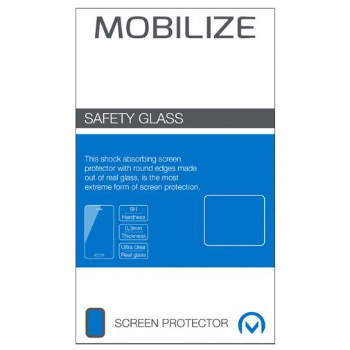 Productafbeelding van de Mobilize Safety Glass Screen Protector LG X Power