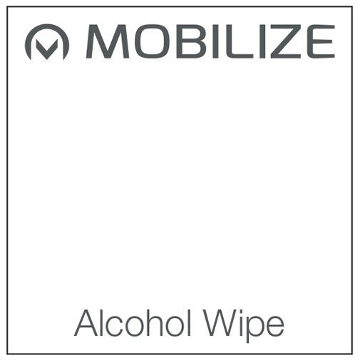 Productafbeelding van de Mobilize Safety Glass Screenprotector Apple iPhone 4/4S