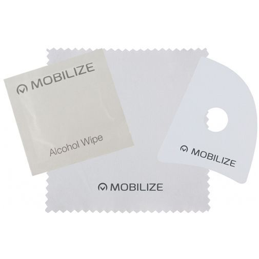 Productafbeelding van de Mobilize Safety Glass Screenprotector HTC 10 (Lifestyle)