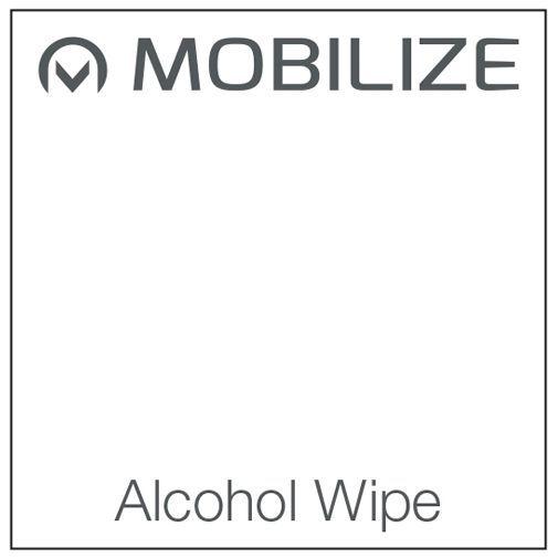 Productafbeelding van de Mobilize Safety Glass Screenprotector Samsung Galaxy Alpha
