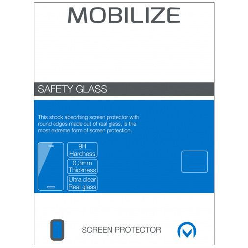 Produktimage des Mobilize Sicherheitsglas Displayschutzfolie iPad Air/Air 2/Pro 9.7/iPad 2017/iPad 2018