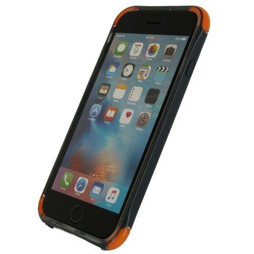 Productafbeelding van de Mobilize Shockproof Case Grey Apple iPhone 6/6S
