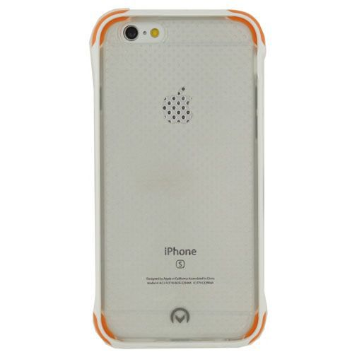 Productafbeelding van de Mobilize Shockproof Case White Apple iPhone 6/6S