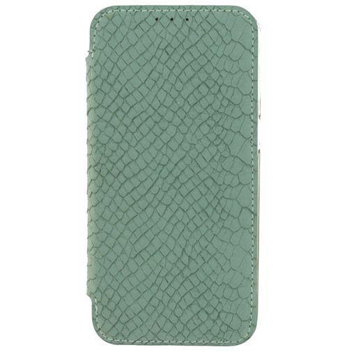 Productafbeelding van de Mobilize Slim Booklet Soft Snake Wild Moss Samsung Galaxy S7